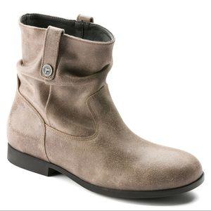 Birkenstock Boots Sarnia Mud 38L Slouch Bootie